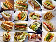 Love hotdogs