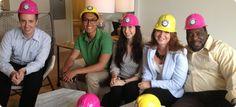 Boardwalk Properties visits Jackson Square's New Luxury Development