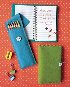 Image result for felt diy pencil case