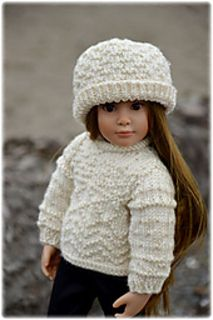 Whidbey ~ Gansey inspired long sleeved textured stitch sweater and hat pattern…