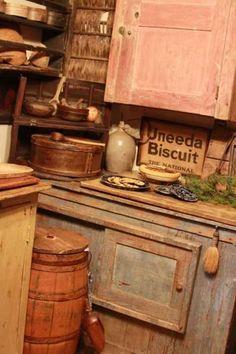 .old kitchen