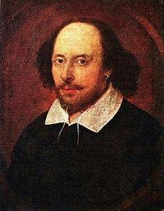 Das sogenannte Chandos-Porträt von William Shakespeare, um 1610