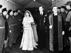 Wedding of Princess Elizabeth and Prince Philip