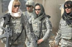 American Women Soldiers