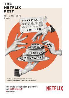 Netflix lance un festival à Paris