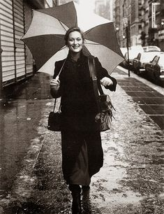 Meryl Streep, New York City 1979 From the tumbler ingridsbergman. Photographer unknown.