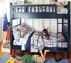 Des chambres communes pour vos enfants ~ Décor de Maison / Décoration Chambre