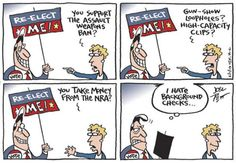 Political Cartoons of the Week: Background Checks
