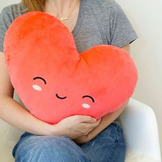 Kawaii Pillow Warmer - smoko