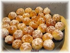 Czech Recipes, Sweet Desserts, Pretzel Bites, Nutella, Baking Recipes, Rum, Sweet Tooth, Deserts, Good Food