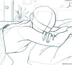 what day it iiiiisss? - Pose reference -Guess what day it iiiiisss? - Pose reference - pearlapis by EFDh Ocen slozna Anatomy Drawing ทวิตเตอร์ - Ja i Sylwunia w skrócie XD 트레이싱 : 네이버 블로그 2020 Yaprak Takvim Kalıbı Drawing Body Poses, Body Reference Drawing, Drawing Reference Poses, Hand Reference, Couple Poses Reference, Female Pose Reference, Anatomy Sketches, Art Drawings Sketches, Easy Drawings