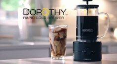 "Presto Dorothy ""Water Tornado"" Rapid Cold Brew Coffee Maker"