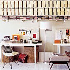 27 smart small-home organization tips | Bring Zen to your work den | Sunset.com
