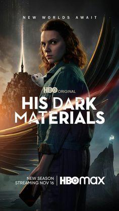 Lyra Belacqua, His Dark Materials, Cable Television, Hbo Series, Urban, The Originals, That's Entertainment, Movies, Cartoons