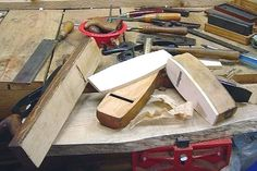 Rehabbing Wooden Planes by Bob Smalser