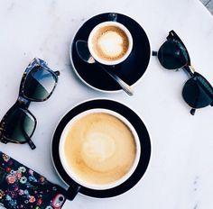 Latte, coffee
