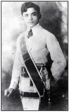 Jose Rizal, Master Mason. Philippines' national hero