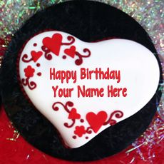 Best Website for name birthday cakes. Write your name on Heart Shaped Birthday Cakes picture in seconds. Make your birthday awesome with new happy birthday greetings cakes. Get unique happy birthday cake with name. Happy Birthday Jaan, Happy Birthday Cake Photo, Happy Birthday Wallpaper, Birthday Cake Pictures, Beautiful Birthday Cakes, Happy Birthday Images, Birthday Cake Greetings, 60th Birthday Cakes, Birthday Cake Girls