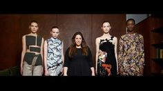 The British Fashion Council announced Mary Katrantzou as the winner of this year's BFC/Vogue Designer Fashion Fund.