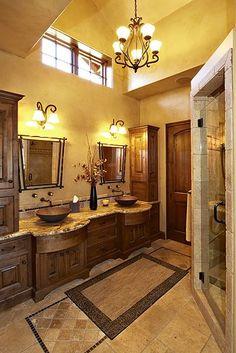 Master Suite #bathroom decor #bathroom #bathroom design| http://bathroom-inspiration.kira.lemoncoin.org