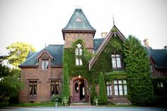 Penryn Park in Port Hope, ON. Absolutely gorgeous mansion in the beautiful small town of Port Hope.