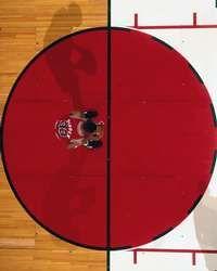 Scottie Pippen #33 of the Chicago Bulls shoots a foul shot against the Portland Trail Blazers  http://www.fansedge.com/Scottie-Pippen-Chicago-Bulls-1992-_-914833385_PD.html?social=pinterest_pfid77-13204