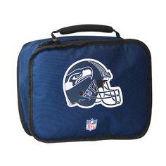 Seattle Seahawks NFL Lunchbreak Lunchbox