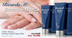 MSC Basic 24 Hour Hand Cream - Ab 24.09. ab 17 Uhr im Shop wieder erhältlich. www.ricardam.com