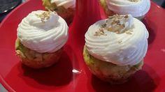 Le Ricette di Valentina: Pasticceria salata # 1: cupcake salati di zucchine e philadelphia