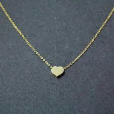 Nice and simple gold chain me like