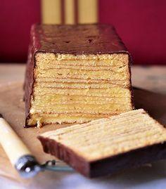 Baumkuchen und andere leckere Rezepte aus Omas Backbuch
