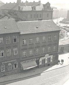 Prague, Multi Story Building