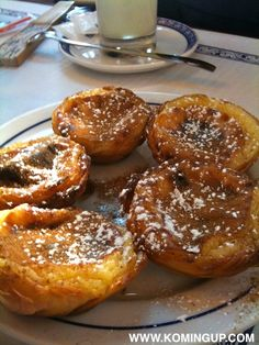 the amazing Pasteis de Belém in Lisbonne !  Find the best hotels deals on www.suite-privee.com, the first private travel club for distinguished travellers