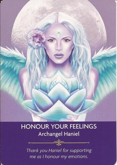 Hello Everyone! ~ <3 ~ Card Of The Day ~ <3 ~ Honour Your Feelings ~ <3 ~ How do you feel today? How are you? It's time to listen to what you want. What your body needs. What you need. Look inside your heart, are you listening to what it says? Is your body trying to tell you something? You need to take care of you, and if you are ignoring your heart and body,then you are not taking good care of you. You deserve to be looked after as well as everyone else, so stop putting ...