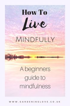 How to live mindfully. A beginners guide to mindfulness. Mindfulness activities and mindfulness techniques offering coping strategies for better self care. Mindfulness Techniques, Mindfulness Exercises, Mindfulness Activities, Mindfulness Practice, Mindfulness Meditation, Guided Meditation, Relaxation Meditation, Relaxation Techniques, Meditation Techniques