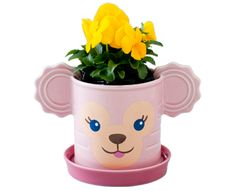 Shellie May Flower Pot (possible DIY idea)