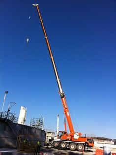 Crane Type: 70 tonne Location/Project: CASPA Coomabaha And Stapylton Project Alliance site working Client/Date: ABI Group 19.09.2012