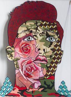 Melanie Roger Gallery represents and exhibits contemporary artists from New Zealand and Australia. 444 Karangahape Rd, Newton, Auckland, New Zealand. Painting Collage, Artist Painting, Collage Art, Sam Mitchell, New Zealand Art, Nz Art, Paint Background, Gcse Art, Your Paintings