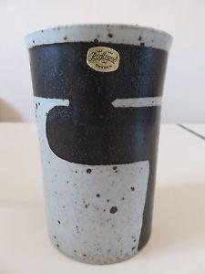Ceramique Scandinave Inger Persson Rorstrand Sweden Stoneware Vase | eBay