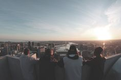 Third Chapter Sky High. #thirdchapter #rooftop #sunset #streetwear #Melbourne #clothing