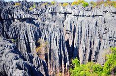 Madagaskar - Reisen - Tsingy