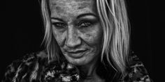 Photographer Lee Jeffries – Hauntingly Beautiful Portraits Of Homeless Individuals Show What Poverty Really Looks Like Lee Jeffries, Book Photography, Street Photography, Portrait Photography, Moving To Miami, Homeless Man, Homeless People, Paris Match, Stars Then And Now