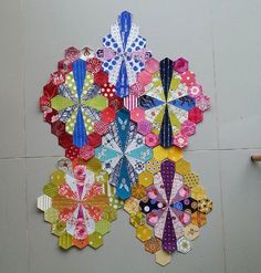 dodecagon english paper piecing ...