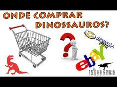 Onde Comprar Dinossauros!