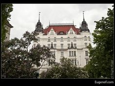 We offer royalty free photography of architecture in the architecture gallery and all photographs are high quality and formatted for non commercial use. Prague Architecture, Architecture Wallpaper, Wallpaper S, Digital Photography, Mansions, House Styles, Gallery, Building, Travel