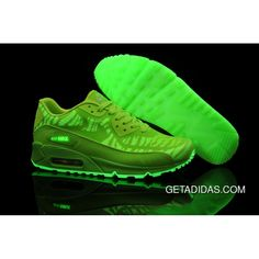 best service 1c13c b9bfc Nike Air Max 90 Black Fluorescent Yellow TopDeals Cheap Nike Air Max, New Nike  Air