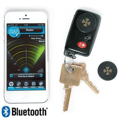 Stick-N-Find Bluetooth Location Tracker. I need this for all my belongings $50
