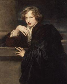 Autoritratto di Anthony van Dyck