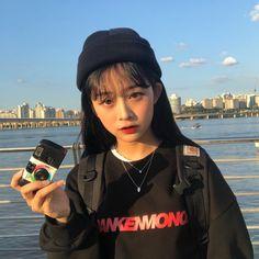 Korean Aesthetic, Aesthetic Girl, Snapchat Girls, Ulzzang Korean Girl, Uzzlang Girl, Ethereal Beauty, Cute Girl Face, Girl Inspiration, Korean Model