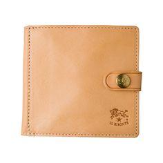 IL BISONTE (イル ビゾンテ) 日本公式オンラインストア 二つ折り財布 412228